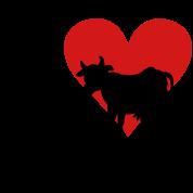 I Love Austria Cow