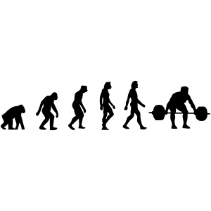 The Evolution of Weightlifting