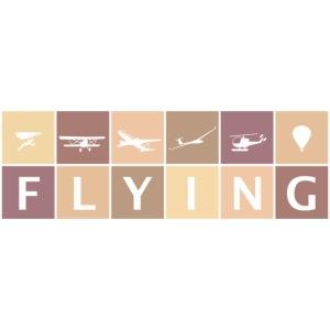 Flying in Beige Colors