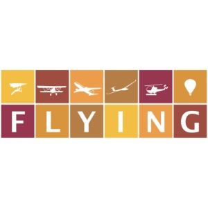 Flying in Fall Colors