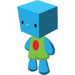 Cube Guy