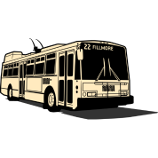 22 Fillmore Muni Bus