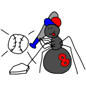 Spider Baseball