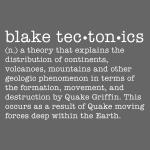blaketectonics