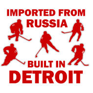Design ~ Imported from Russia