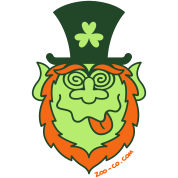 St Paddy's Day Mad Leprechaun