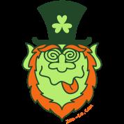 St Paddy's Day Mad Leprechaun