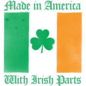 American With Irish Parts
