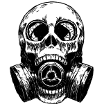 skullblackline