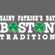 Design ~ Boston Saint Patrick's Tradition