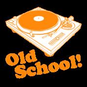 Turntable Old School