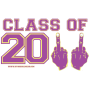Class of 2011 FU Graduation Purple and Gold