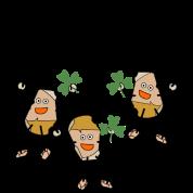 St. Patrick's Day Rocks