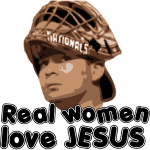 Real women love Jesus (Flores).