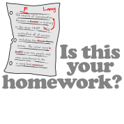 This Your Homework