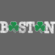 Design ~ Boston Shamrock