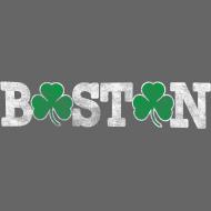 Design ~ Boston Shamrock