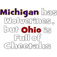 Design ~ Ohio is Full of Cheetahs