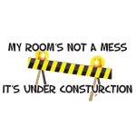 I (heart) my room Under Consturction