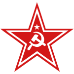 Communist Star T-Shirts and Hoodies
