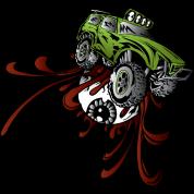 Eyeball Rupture Truck
