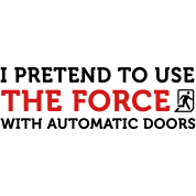 The Force Automatic Doors 2 (2c)