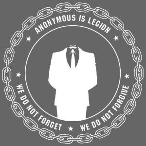 anonymous is legion