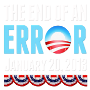 The End of An Error January 20, 2013 Anti Obama