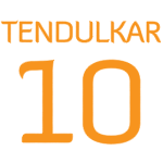 Tendulkar #10 shirt / jersey (in honor of 2011 World Cup Champion Indian Cricket Team)