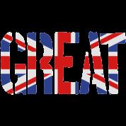 Great Britain Flag, British Flag, Union Jack, UK Fl