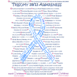 Trisomy 18/13 awareness names