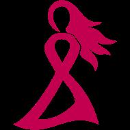 Design ~ Pink Ribbon Breast Cancer Survivor Dress Girl
