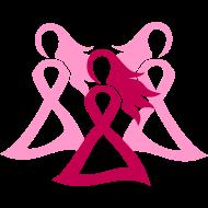 Design ~ Pink Ribbon Dress Girls Breast Cancer Awareness
