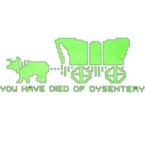 dysentery (for dark bkg)