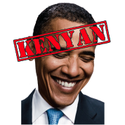 Anti Obama Kenyan Birther