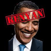 Anti Obama Kenyan Birther