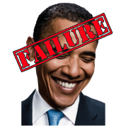 Anti Obama Failure