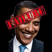 Anti Obama Failure