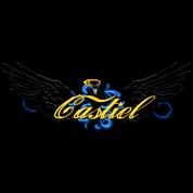 castiel wings business man style black