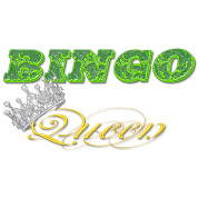 bingo queen crown green styles