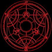 full metal alchemist red