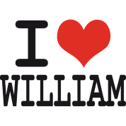I love William