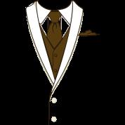 Fake Cream Tuxedo