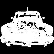 classic US car
