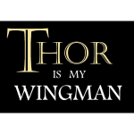 Thor Is My Wingman