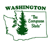 Washington, the Evergreen State