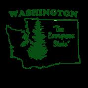 Washington, the Evergreen State