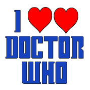 I Heart Love Doctor Who Dr.