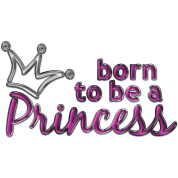 born to be a princess