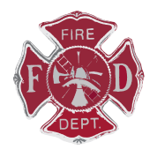 Fire Dept Maltese Cross